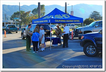 National Night Out CVS/CHP