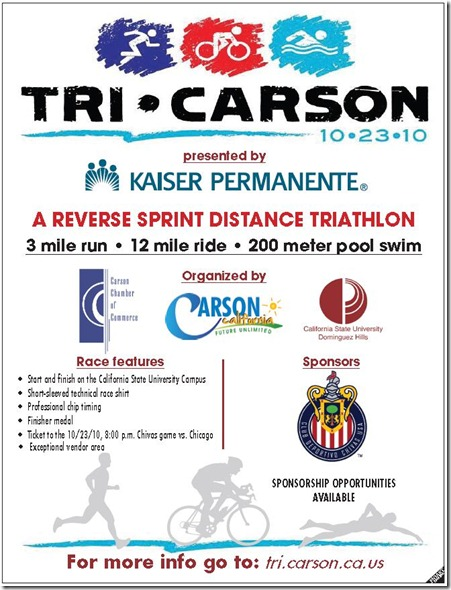 Tri Carson Flyer