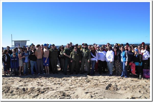 Zuma Polar Plunge 2-26-2011